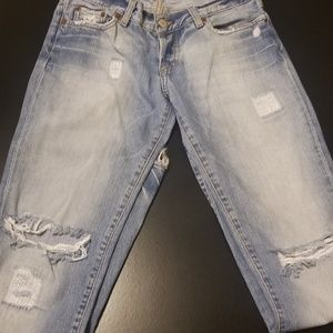 Lucky Brand Jean's Distressed
